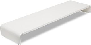 タクボ PCラック 幅80cm×奥行22cm  ホワイトパールマイカ PCR-80WMP